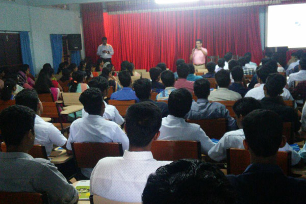 Kristhujyothi College Induction Program6